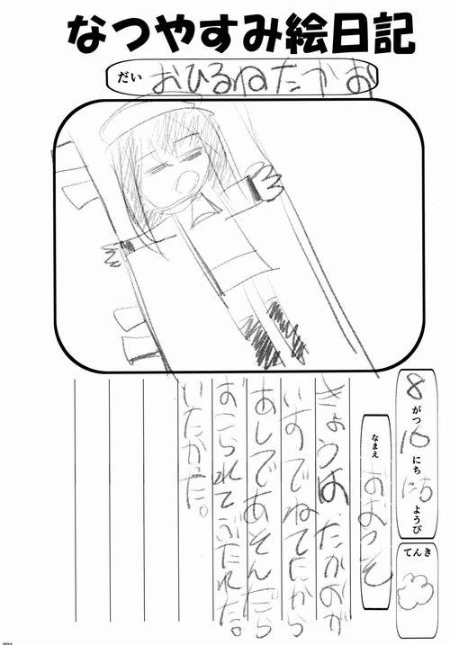 艦隊これくしょん 高雄 エロ同人誌
