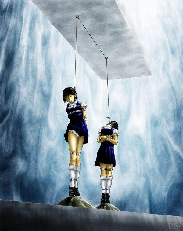 首吊り二次画像