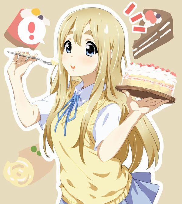 【クリスマスだから】ケーキ食ってる子の二次画像【4】