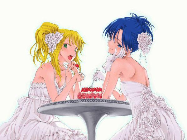 【クリスマスだから】ケーキ食ってる子の二次画像【5】