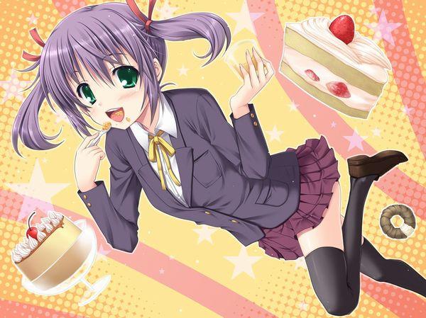 【クリスマスだから】ケーキ食ってる子の二次画像【17】
