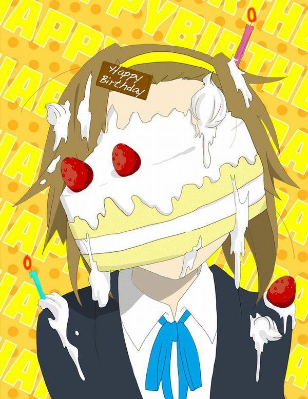 【クリスマスだから】ケーキ食ってる子の二次画像【25】