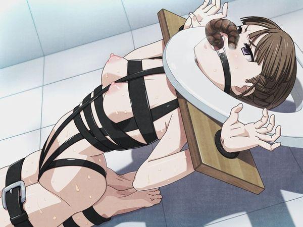 【閲覧注意】うんこ食ってる女の子の食糞二次画像【37】