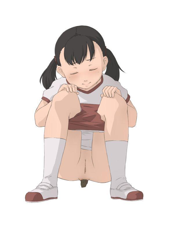 【スカ注意】和式スタイルでのうんこ・脱糞二次画像【10】