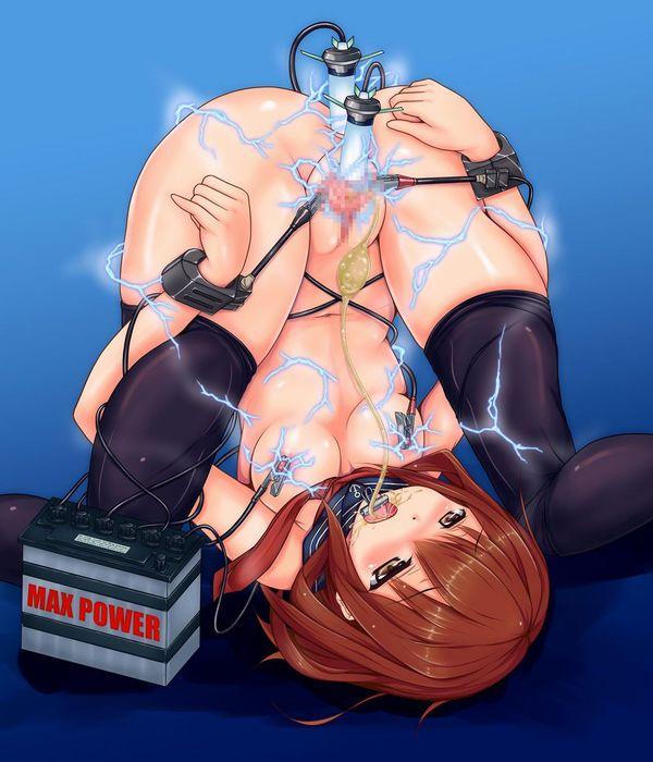 【艦隊これくしょん】雷(いかずち)ちゃんの二次エロ画像【40】