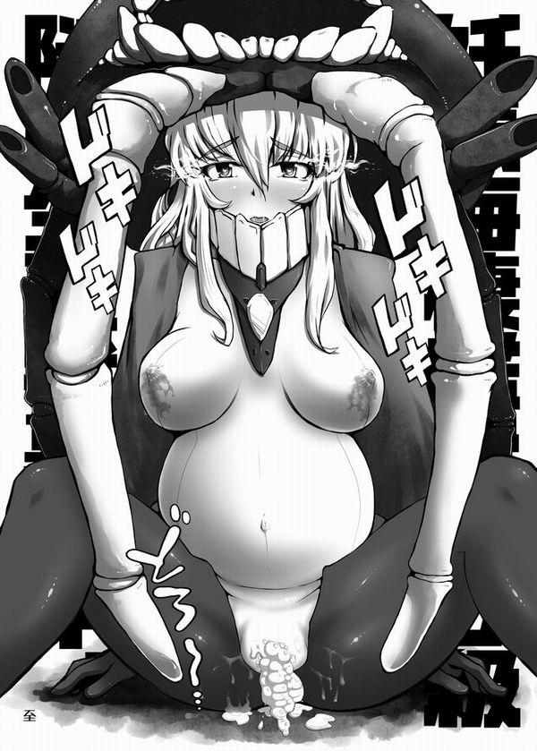 【艦隊これくしょん】空母ヲ級のエロ画像【58】