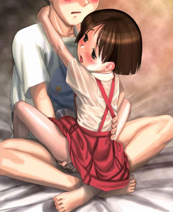 【二次】近親相姦してる二次エロ画像 ~父と娘編~【13】