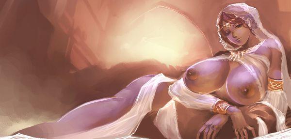【二次】ダークソウルのエロ画像【38】