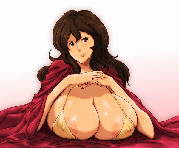 【ルパン三世】峰不二子と言う女のエロ画像【29】