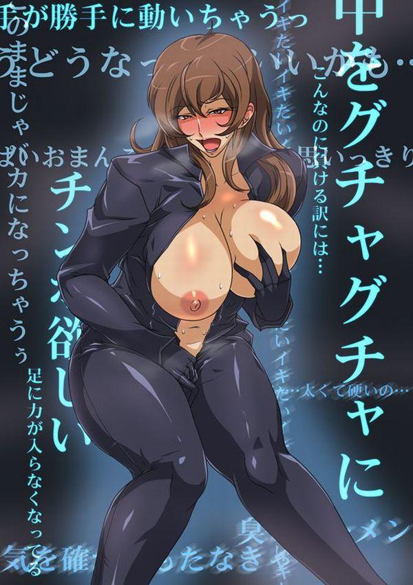 【ルパン三世】峰不二子と言う女のエロ画像【55】