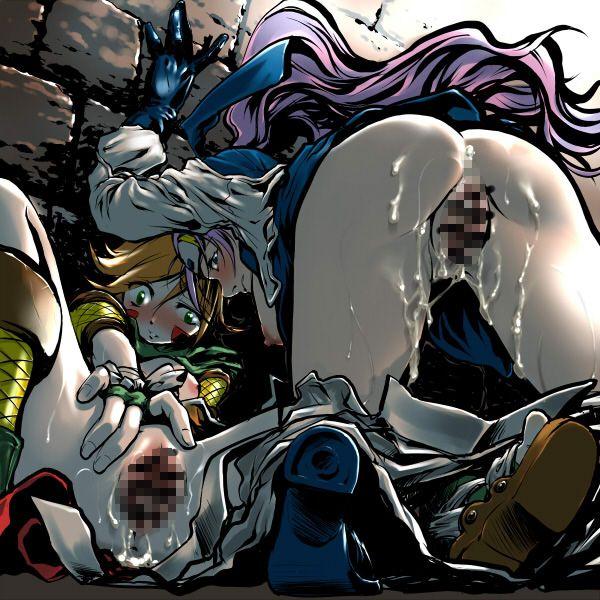 【二次】風来のシレンエロ画像(お龍・アスカ・カミナ・ミナモ・ミリィ)【8】