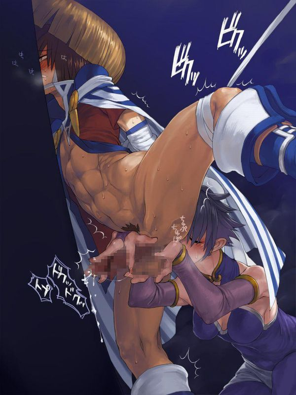 【二次】風来のシレンエロ画像(お龍・アスカ・カミナ・ミナモ・ミリィ)【41】