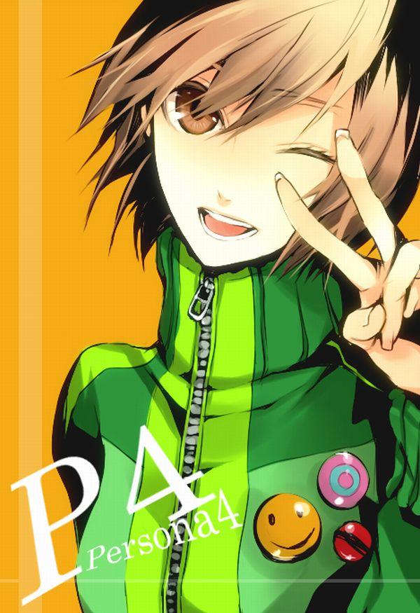 【P4】里中千枝ちゃんと言えば緑ジャージだよね?な二次エロ画像【19】