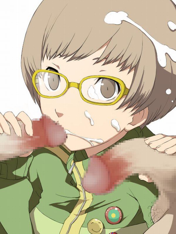 【P4】里中千枝ちゃんと言えば緑ジャージだよね?な二次エロ画像【35】