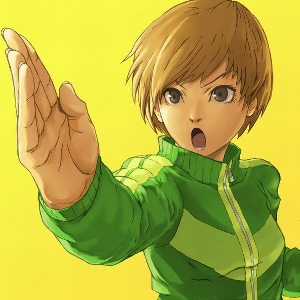 【P4】里中千枝ちゃんと言えば緑ジャージだよね?な二次エロ画像【38】