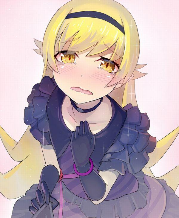 【どうしたの?】泣いてる女の子の二次画像【20】