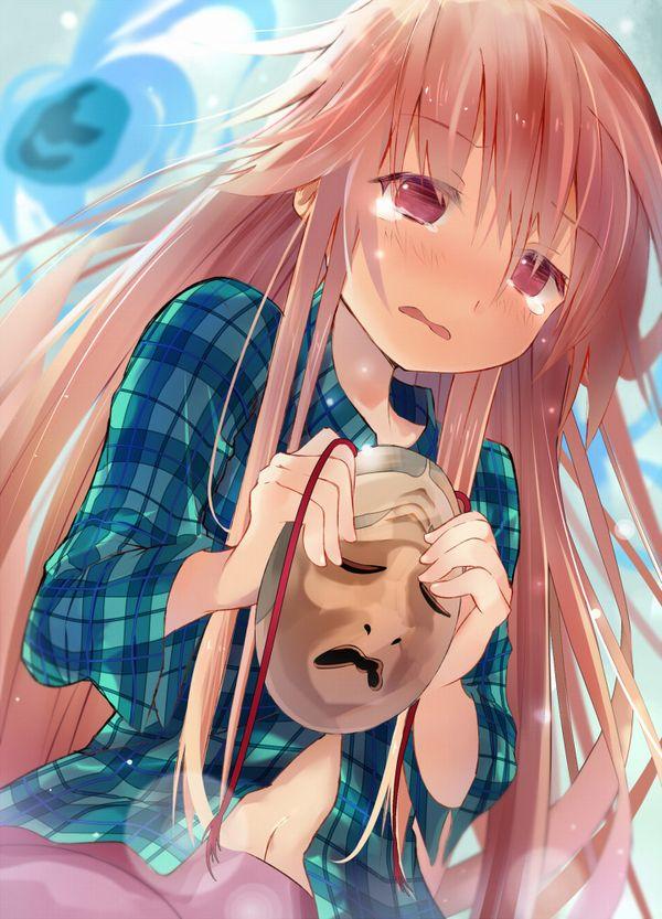 【どうしたの?】泣いてる女の子の二次画像【29】