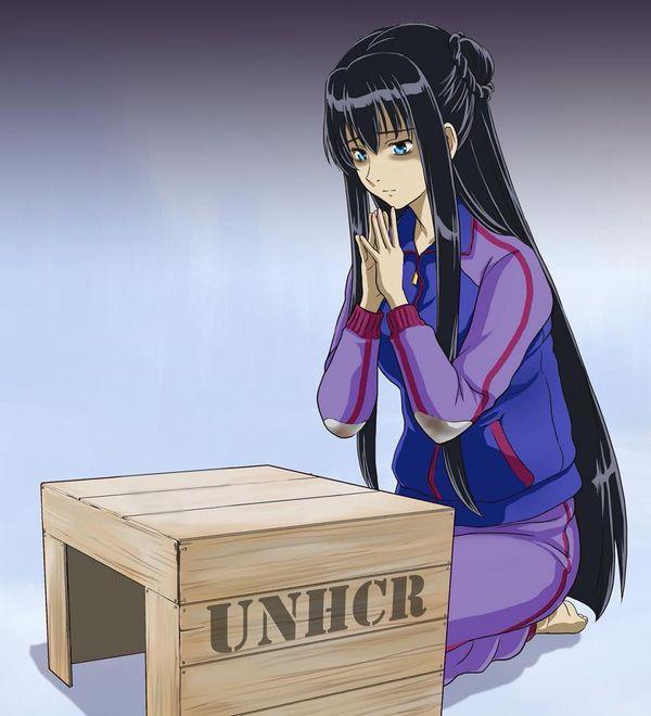 【切ない】貧乏女子の泣ける二次画像【14】