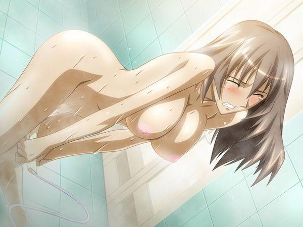【定番】風呂場でオナニーしてる二次エロ画像【16】