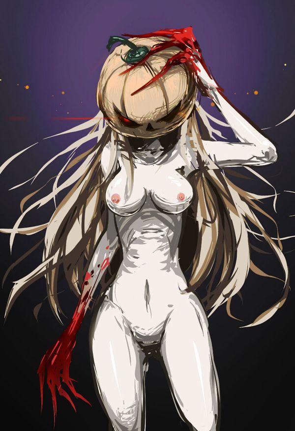 【避妊不必要】ゾンビ娘の二次エロ画像【34】