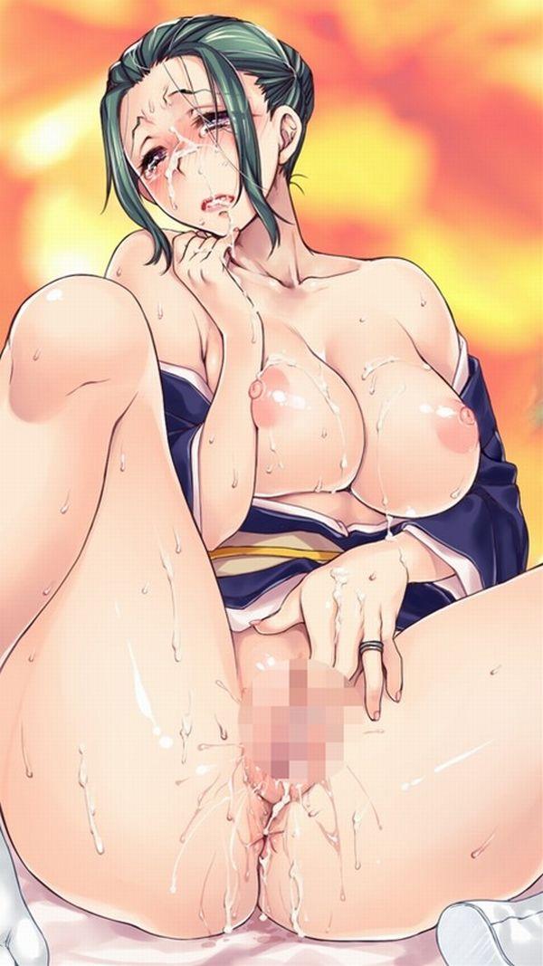 【完熟】巨乳でグラマラスな熟女の二次エロ画像【27】