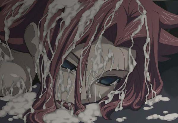 【無残】レイプ後に放置された痛々しい女子の二次エロ画像【8】