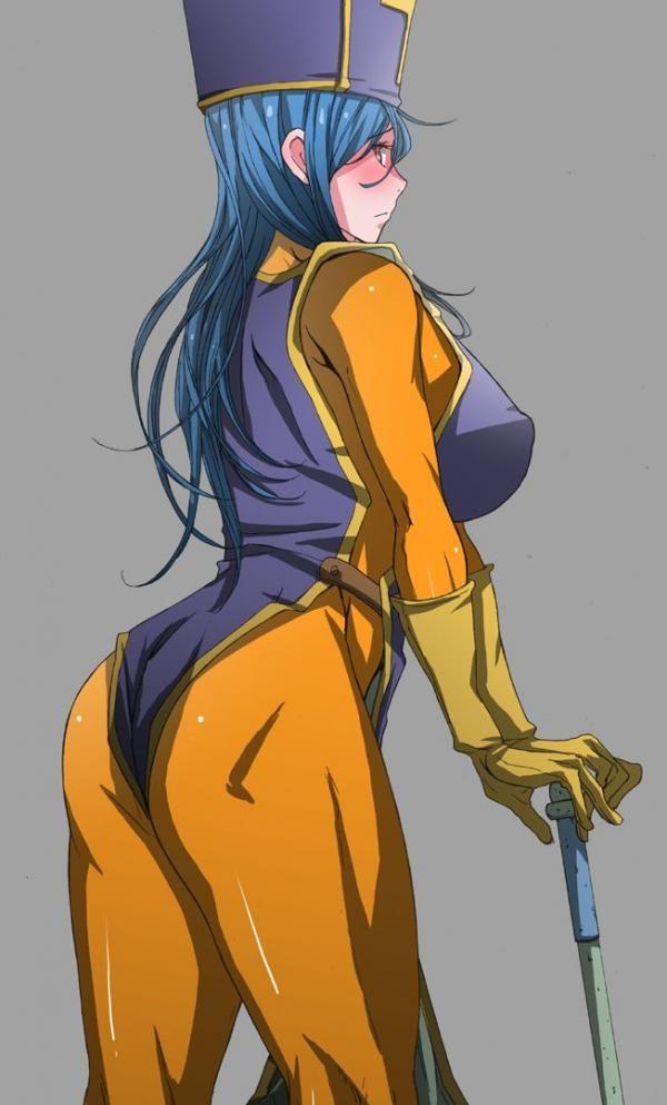 【ドラゴンクエスト】貴重な回復役、女僧侶のエロ画像 【49】