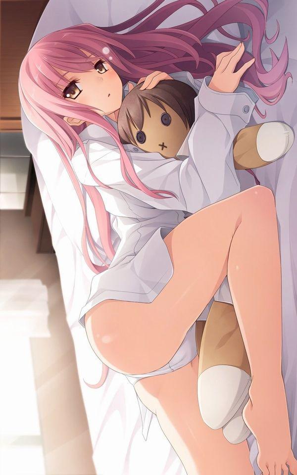 【夢うつつ】寝起きな女子達の二次エロ画像【32】