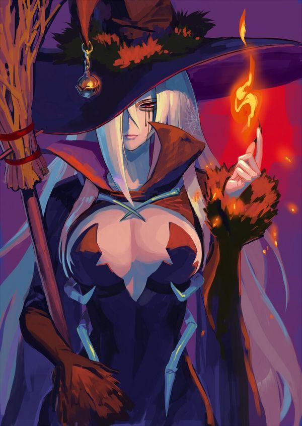 【NOT魔法少女】美人でエロそうな大人の魔法使い・魔女の二次エロ画像 【33】