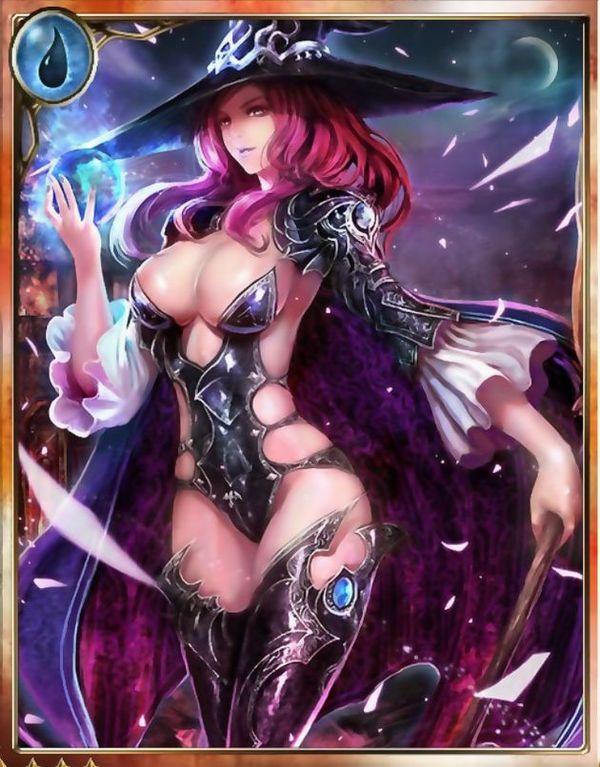 【NOT魔法少女】美人でエロそうな大人の魔法使い・魔女の二次エロ画像 【39】