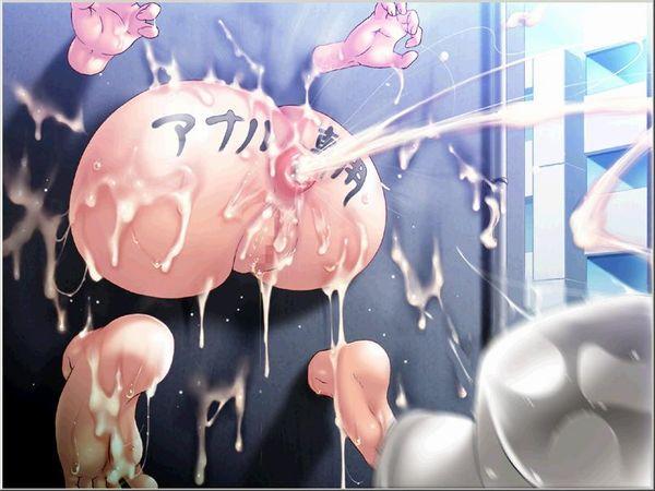 【脱肛かな?】アナルがとんでもない事になってる二次エロ画像 【16】