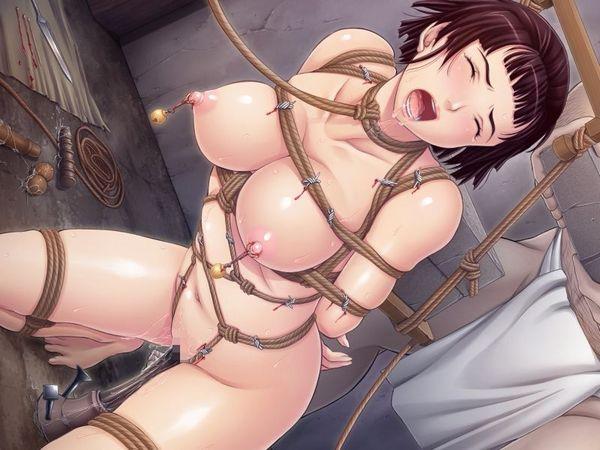 【生き地獄】悲惨な拷問を受けてる女の子の二次リョナ画像 【10】
