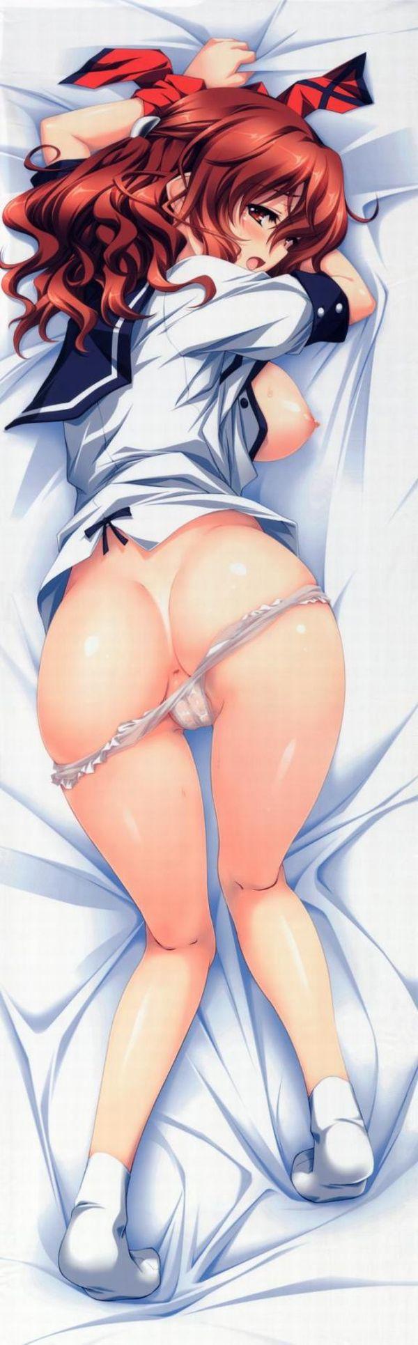 【アナル】締まりの良さそうな肛門の二次エロ画像 【11】