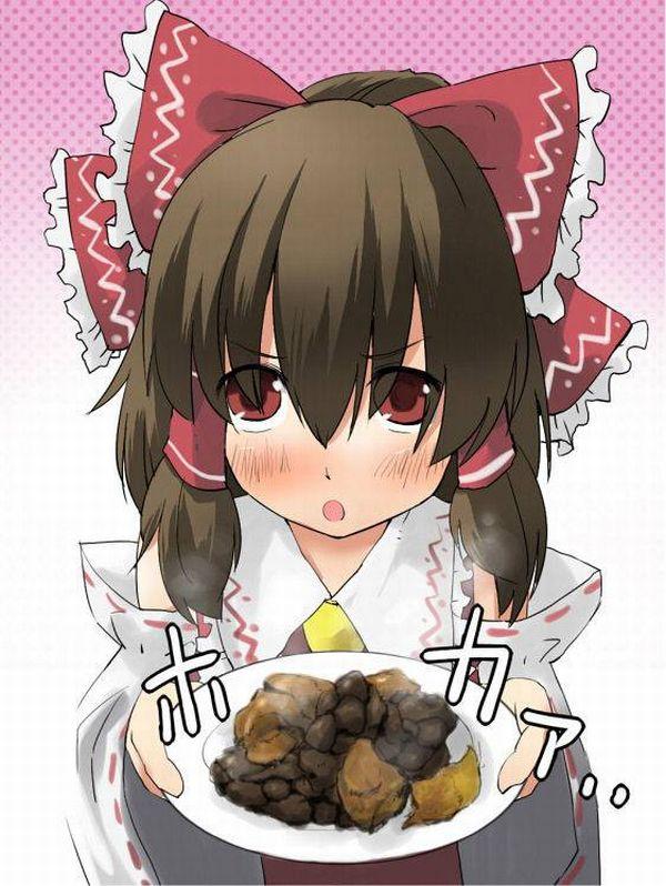 【上級者向け】あきらかにうんこを食わせようとしてる女子の二次エロ画像 【17】