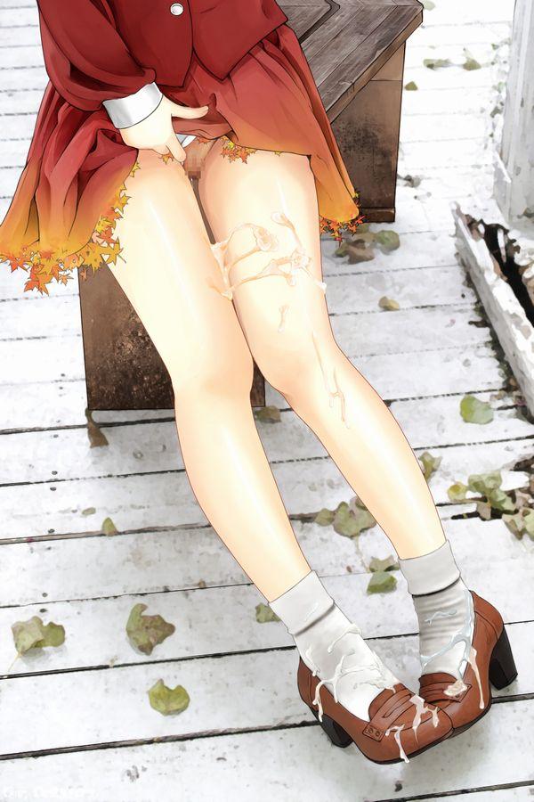 【東方】秋静葉(あきしずは)のエロ画像 【15】