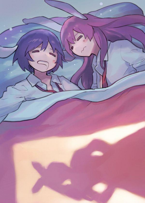 【悪戯・睡眠姦有り】涎垂らして寝てる女の子の二次画像 【32】