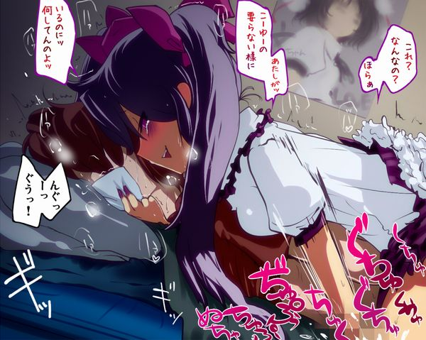 【東方】姫海棠はたて(ひめかいどうはたて)のエロ画像 【41】