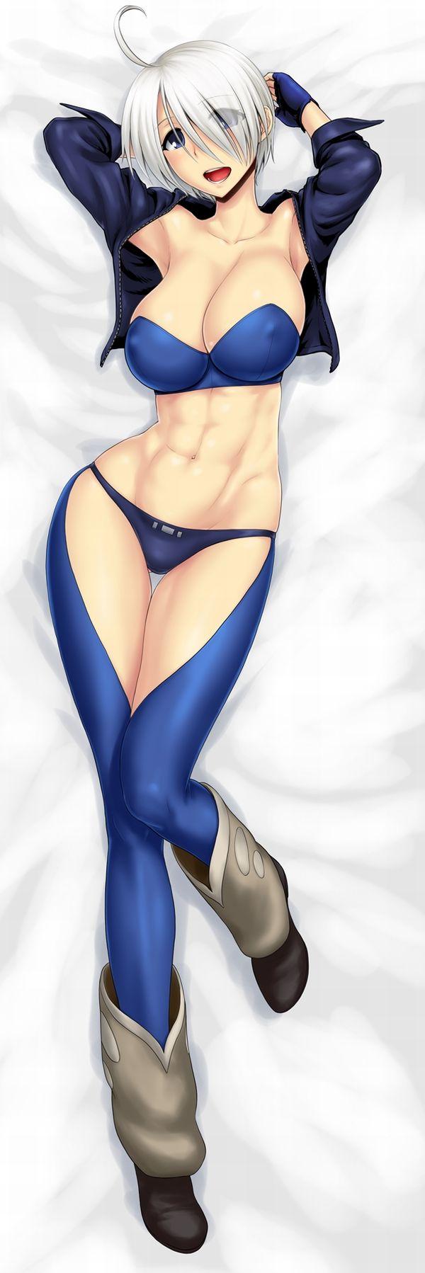 嘘喰いのエロ画像探したけど無かったので・・・亜面真琴立会人みたいな体した筋肉女子の二次エロ画像 【28】