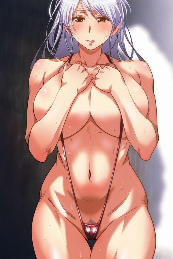 嘘喰いのエロ画像探したけど無かったので・・・亜面真琴立会人みたいな体した筋肉女子の二次エロ画像 【30】