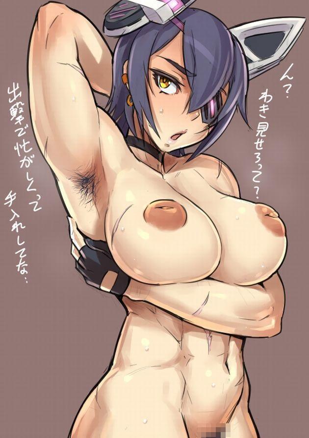 嘘喰いのエロ画像探したけど無かったので・・・亜面真琴立会人みたいな体した筋肉女子の二次エロ画像