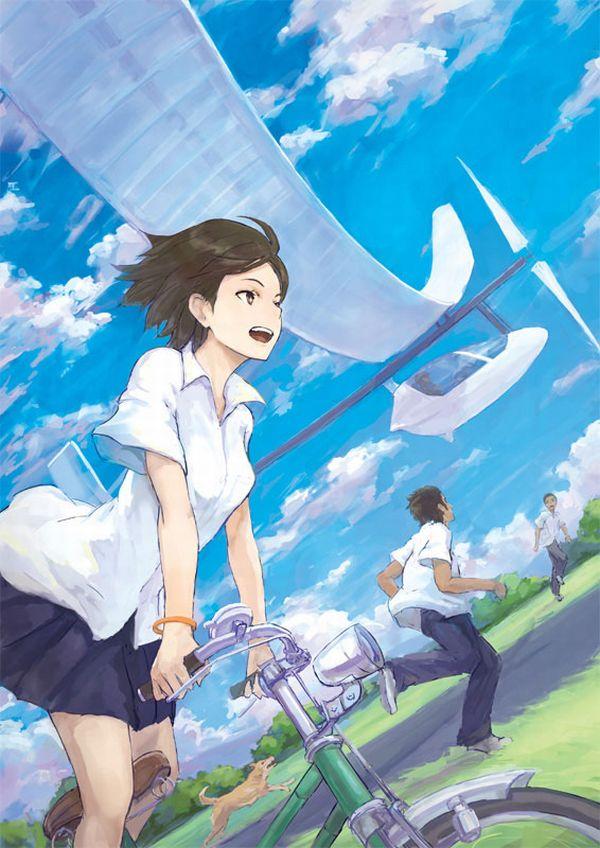 【日常風景】家が少し遠いから・・・自転車通学してる女子高生の二次画像 【19】
