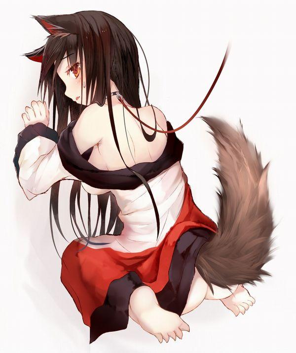 【東方】今泉影狼(いまいずみかげろう)のエロ画像 【11】