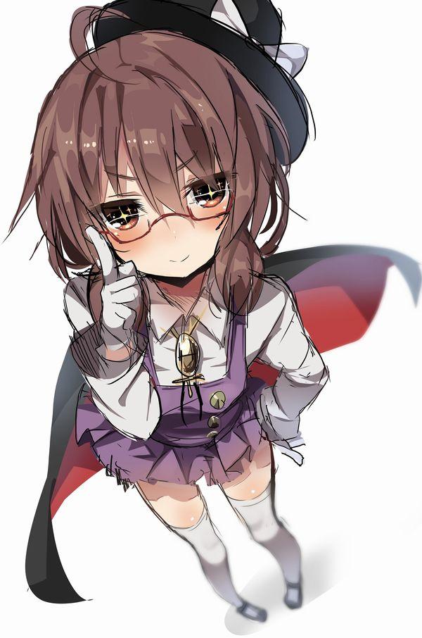 【東方】宇佐見菫子(うさみすみれこ)のエロ画像 【41】