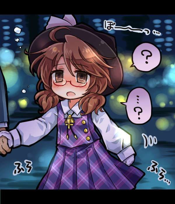 【東方】宇佐見菫子(うさみすみれこ)のエロ画像 【44】