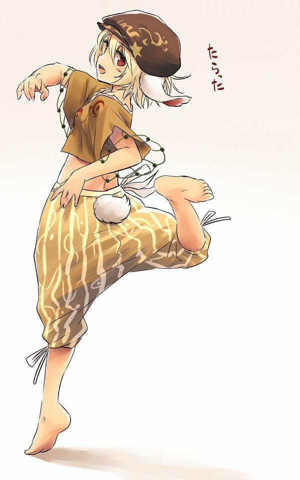 【東方】鈴瑚(りんご)のエロ画像 【24】