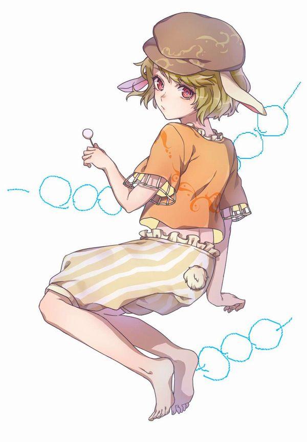 【東方】鈴瑚(りんご)のエロ画像 【26】