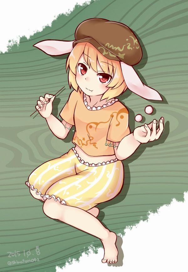 【東方】鈴瑚(りんご)のエロ画像 【32】