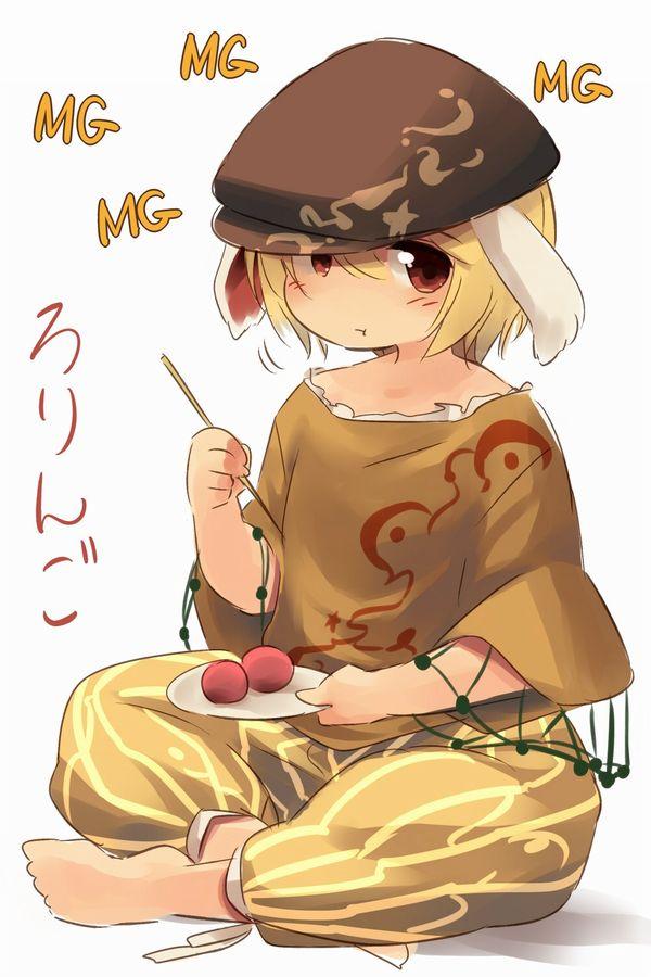 【東方】鈴瑚(りんご)のエロ画像 【35】