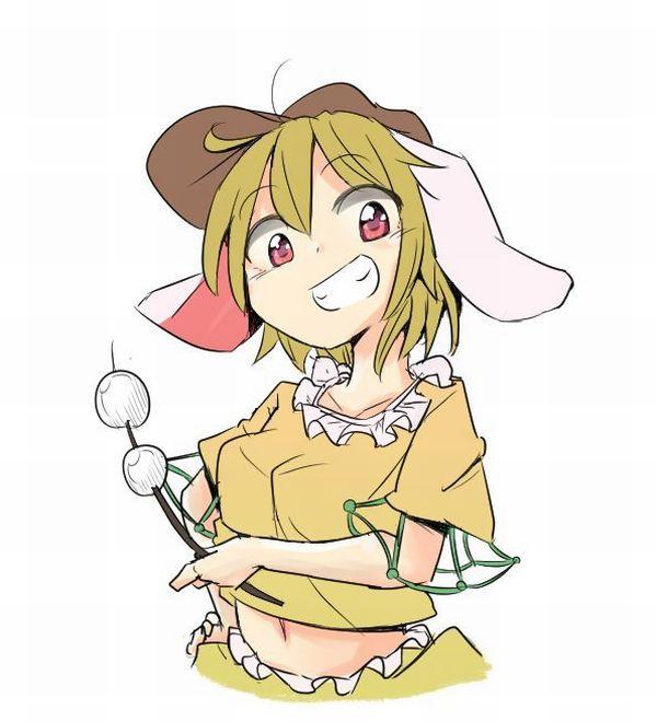 【東方】鈴瑚(りんご)のエロ画像 【40】
