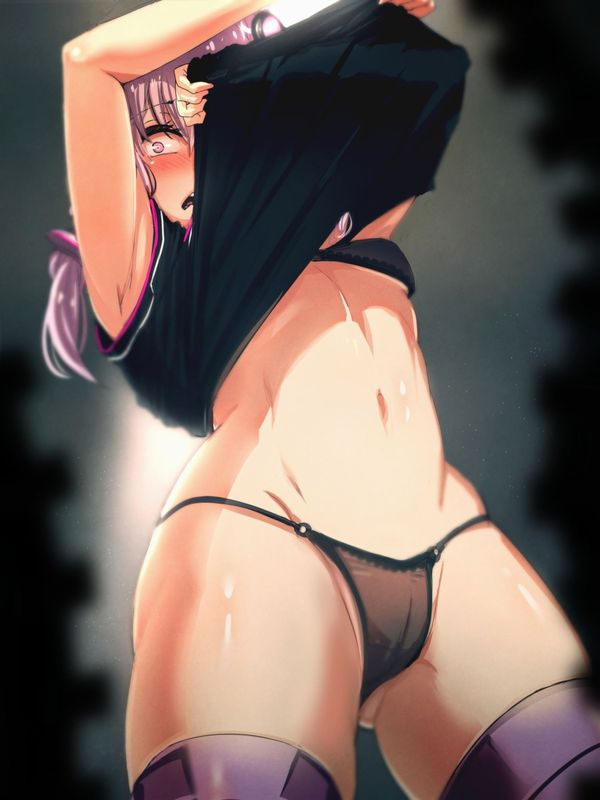 【至高】洋服を脱いだ時におっぱいが「ぷるんっ!」と飛び出す瞬間の二次エロ画像【28】